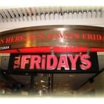 Yummy Treat at Friday's