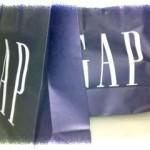 Gasp, Gape & Grab at The Gap