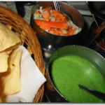 Yummy yummy tandoori!