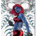Mystical superhero fantasy