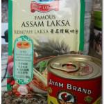 The assam, the laksa & …?
