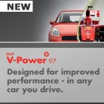 It's now Shell V-Power 97!