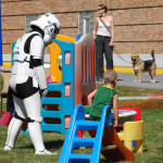 Playground Etiquette for Adults
