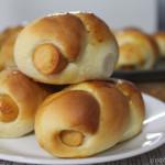 I Made Sausage Buns!