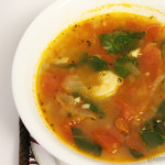 Not Everything is About Chicken Soup…Tomato & Basil Soup Saves The Day!