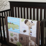 Baby Crib All Set Up!