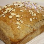 Honey/Maple Oatmeal Bread: Homemade Yumminess