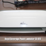 The Royal Sovereign Laminator is an Awesome Addition to Any Home!