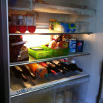 Food Waste Friday: A Clean Fridge – Let's Hope It Stays This Way!