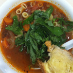 Minestrone Soup: Healthy Homemade Goodness