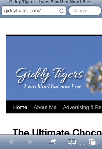 A Mobile-Friendly Experience At Last with Giddy Tigers